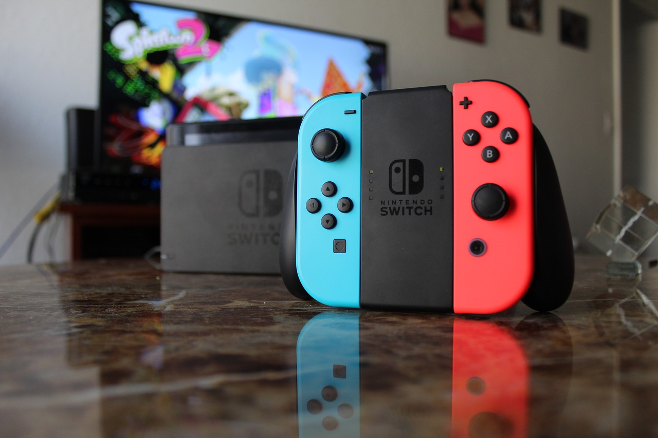 Hacker sa nintendo Switch